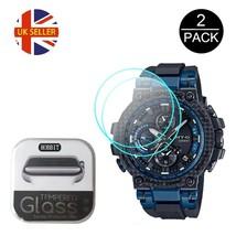 2x Watch Screen Protector film for Casio G Shock MTG-B1000XB MTG-B1000XBD - $13.51