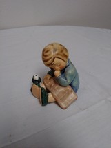 "Hummel ""A Nap"" Goebel Figurine #534  Germany 1988 image 1"
