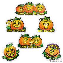 Christian Pumpkin Cutouts - £6.14 GBP