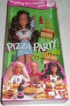 Barbie - Pizza Party COURTNEY Doll - Pizza Hut 1994 Mattel - $99.99
