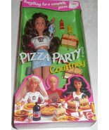Barbie - Pizza Party COURTNEY Doll - Pizza Hut 1994 Mattel - $99.99