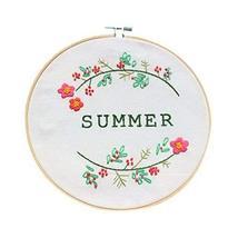 Handmade Embroidery Counted Cross Stitch Kit Needlework Kit For Beginner... - $17.57