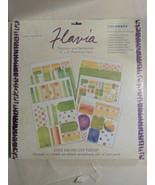 "COLORBOK Flavia Daylight & Dandelions 12"" X 12"" Punchout Scrapbook Paper... - $15.83"