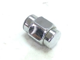 "Wheel Lug Nut M12-1.50 Acorn Short Mag 13/16"" Hex, 1-1/4"" Length Chrome - $5.27"