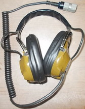 US Army Headphones for PRC-25/77 Vietnam Item - $360.00