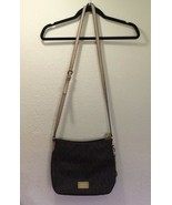 Michael Kors  Medium Shoulder Messenger Cross body Monogram Bag Brown - $80.00