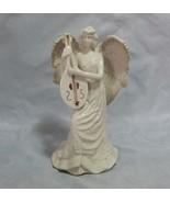 Lenox Angel Playing Lute Figurine - $19.80
