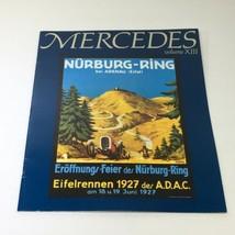 1984 Mercedes-Benz Volume XIII Dealership Car Auto Brochure Catalog - $9.45