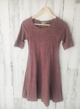 NWOT $118 Anthropologie Ganni Threaded Trails Fit & Flare Swing Trapeze ... - $36.69