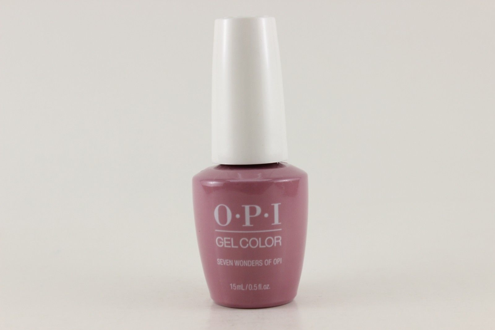 GCP32- OPI Gelcolor- Peru Collection-Seven Wonders of OPI, .5oz