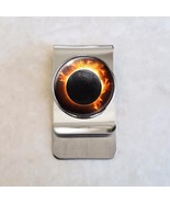 Solar Eclipse Stainless Steel Money Clip - $20.00