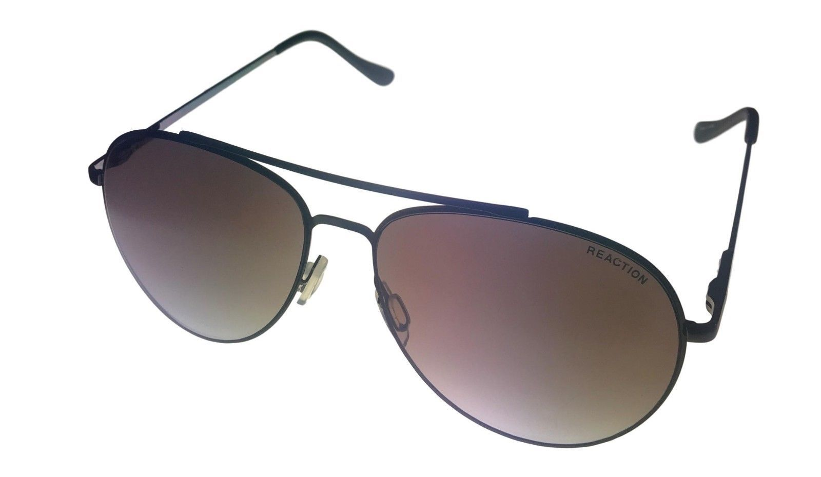 d05c18249e135 Kenneth Cole Reaction Mens Gunmetal Aviator and 50 similar items. S l1600
