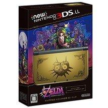NEW Nintendo 3ds Ll the Legend of Zelda Majora's Mask 3d Pack ?Japan ve... - $340.19