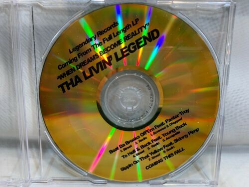 Primary image for Tha Living Legend Beat Da Breaks Off'Em To Hell & Back Sippin CD (PROMO Single)