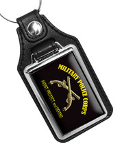 US Army Military Police Corps Assist Protect Defend Emblem Faux Leather ... - €10,72 EUR