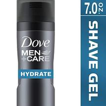 Dove Men+Care Shave Gel, Hydrate Plus 7 oz image 4