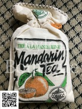 Mlesna Mandarin Natural Flavored Tea in Cloth Pouch - $5.09