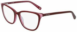 NEW NINE WEST NW 5162 620 Burgundy & Pink Eyeglasses 53mm with Case - $59.35