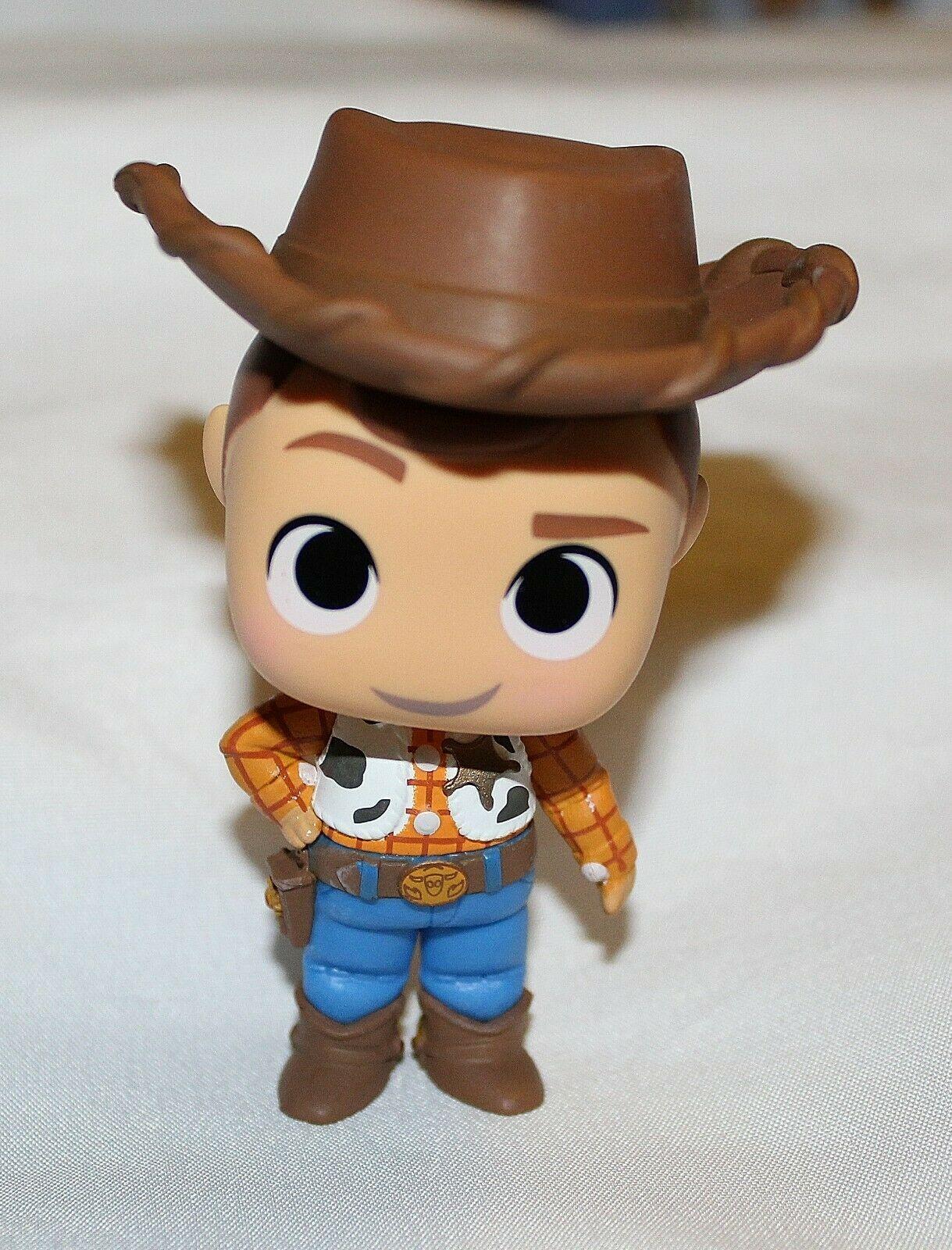 New Funko Mystery Minis Toy Story 4 Woody Bullseye 2 Pack Cowboy Horse Disney