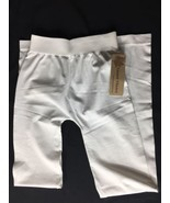Lizard Thicket One Size Legging White Stretch MSRP 17.95 Juniors - $15.90