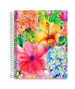 Tools4Wisdom 2020 Planner October 2019-2020 - 8.5 x 11 Floral Hardcover ... - $40.53
