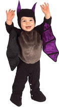 Little Bat Romper , Infant Halloween Costume 6 to 12 Months - Free Shipping - $30.00