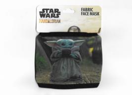 Star Wars: The Mandalorian Baby Yoda The Child Grogu Adult Fabric Face Mask