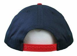 Another Enemy Marineblau Rot Sommer Klassisch Verstellbar Snapback Baseball Hut image 4