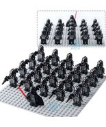 21Pcs/set Utapau Shadow Troopers Clone Trooper Star Wars Minifigures Blo... - $29.99
