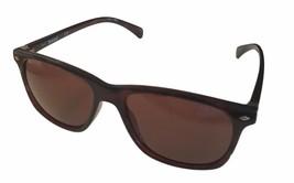Timberland Mens Square Dark Brown Plastic Sunglass TB7140 52E - $17.99