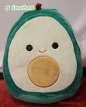 """8"""" Kellytoy Squishmallow Austin The Avocado NWT - $17.99"""