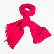 Hermes Cashmere Silk Pink Scarf - $860.00