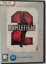 Battlefield 2 by EA Games with user manual - $1.99