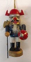 Nutcracker Wooden Ornament (J) - $7.50