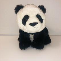 "10"" sitting PANDA BEAR plush stuffed animal  Good Quality Super Soft Toy... - $14.84"