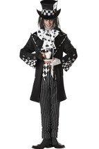 California Costumes Men's Dark Mad Hatter Costume Size Medium - $49.95