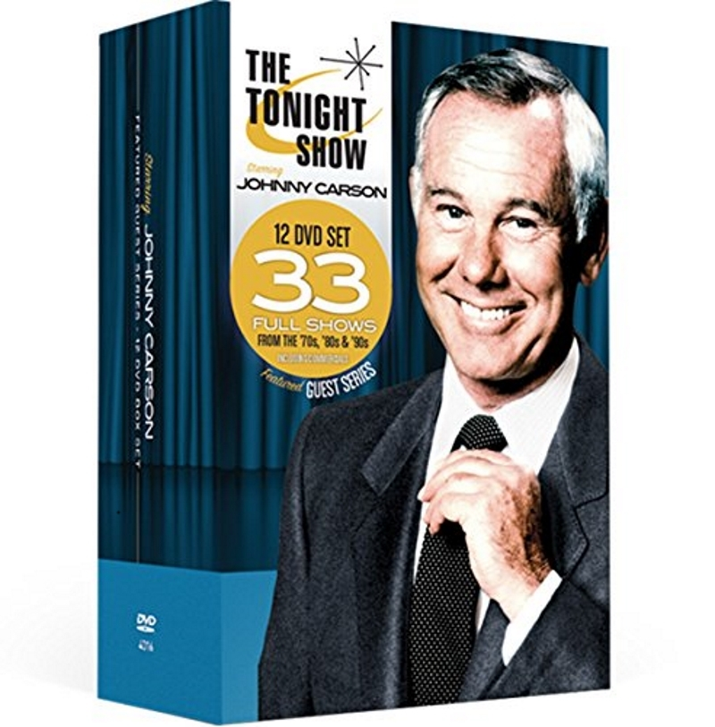 The tonight show starring johnny carson   featured guest series 12 dvd  volumes