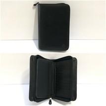 Franklin Covey Full Grain Leather Pocket Wire Bound Planner Binder Organ... - $26.25