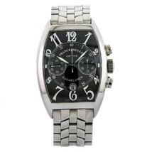 Franck Muller Casablanca Men's Chronograph Watch with Black Dial 8885 C CC DT - $11,875.05