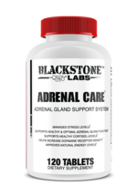 Blackstone Labs Adrenal Care 120ct Adrenal Support Manage Stress Cortiso... - $33.04