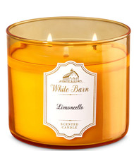 White Barn Limoncello Three Wick 14.5 Ounces Scented Candle - $22.49