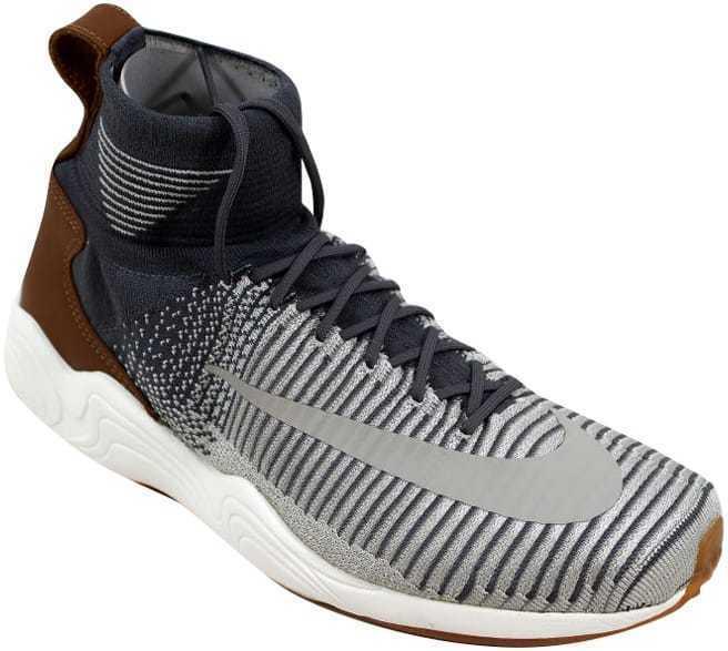 f483a5b0662e2 ... Nike Zoom Mercurial XI 11 Flyknit Dark Grey Pale Grey 844626-003 Men s  SZ