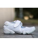 New Nike AIR RIFT Breathe wmns USsz:  9(26cm)  PURE WHITE  848386-100 - $89.99