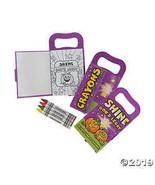 Christian Pumpkin Carry-Along Mini Activity Book Sets  - $8.36