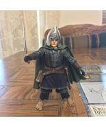 TOY BIZ The Lord of the Rings ROTK Pippin in Armor Loose Complete EXC - $7.43