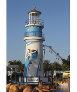 Lighthouse At Seaworld Orlando 13 x 19 Unmatted Photograph - $35.00