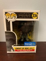Funko Pop! Star Wars 334 Knight Of Ren (Arm Cannon) Walmart Exclusive Bobblehead - $14.03