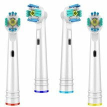 4pcs Replacement Brush Heads For Oral-B Toothbrush Heads Advance Power/Pro - $19.89