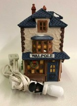 Department 56 Heritage Collection Dickens Village Walpole Tailors Boxed ... - $24.70