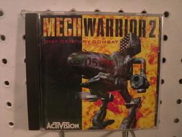 Mechwarrior 2: 21st Century Combat mecha PC Game CD + Case - $16.83